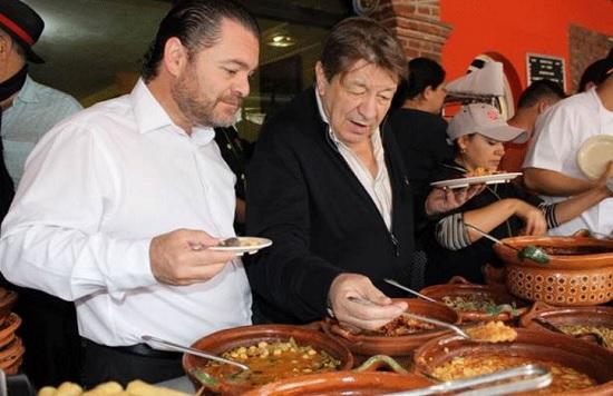 Fernando Olivera Secretario de Turismo de Guanajuato (Photo OEM)