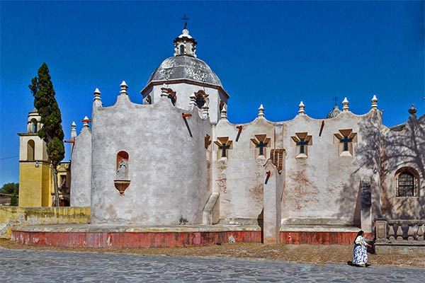 Sanctuary of Atotonilco (Photo: sacredsites.com)