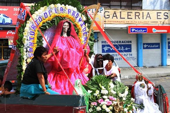 Santa Muerte Cult Keeps Growing In Mexico S Barrios