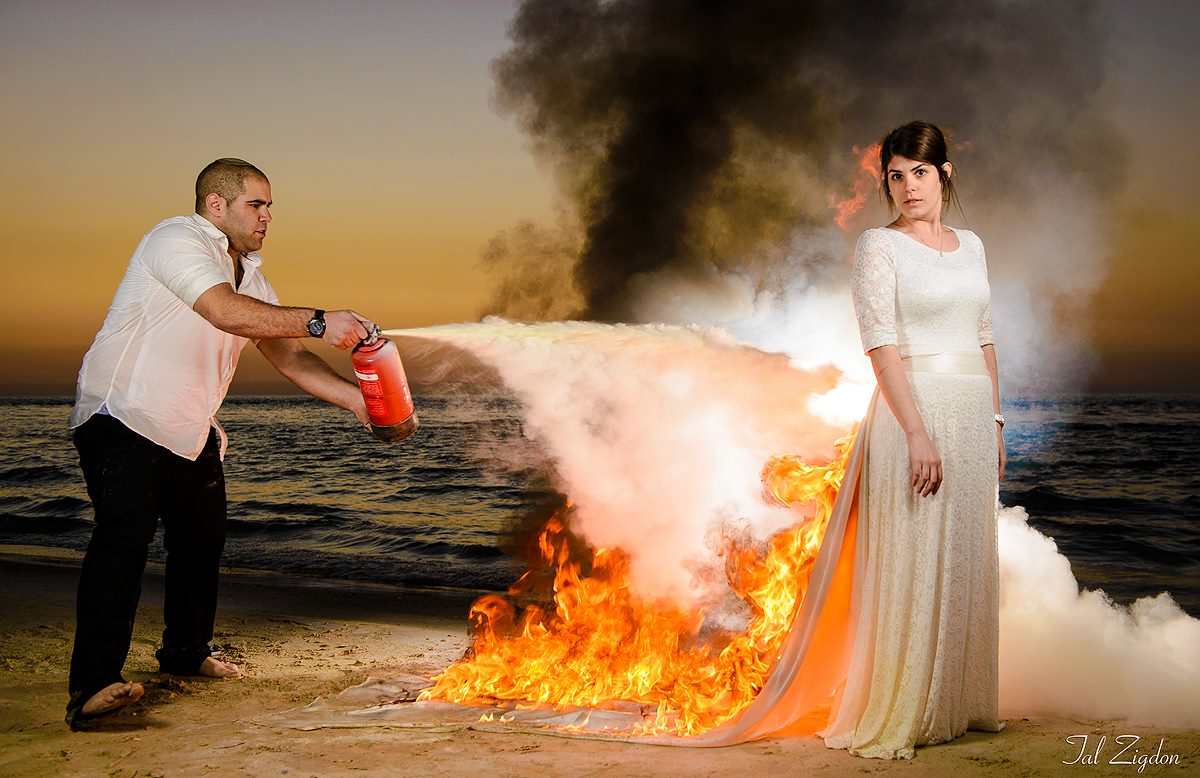 Trash the dress in San Miguel - San Miguel Times