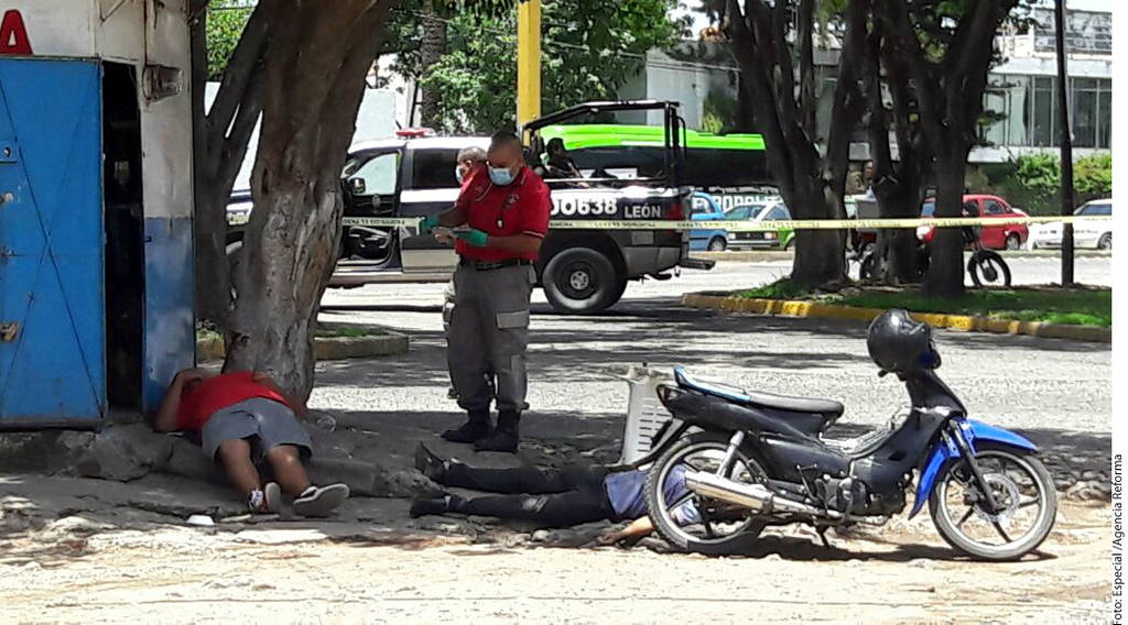Alarming. The cities most affected by the crimes are Leon, Irapuato, Celaya and Salamanca (photo: elsiglodetorreon.com.mx).