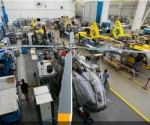 Airbus helicopters plant in Queretaro(Photo: Bloomberg)