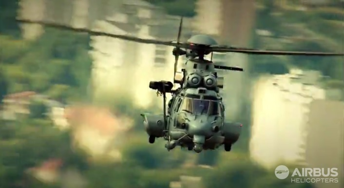 Airbus military helicopter (Photo: airbushelicopters.com)