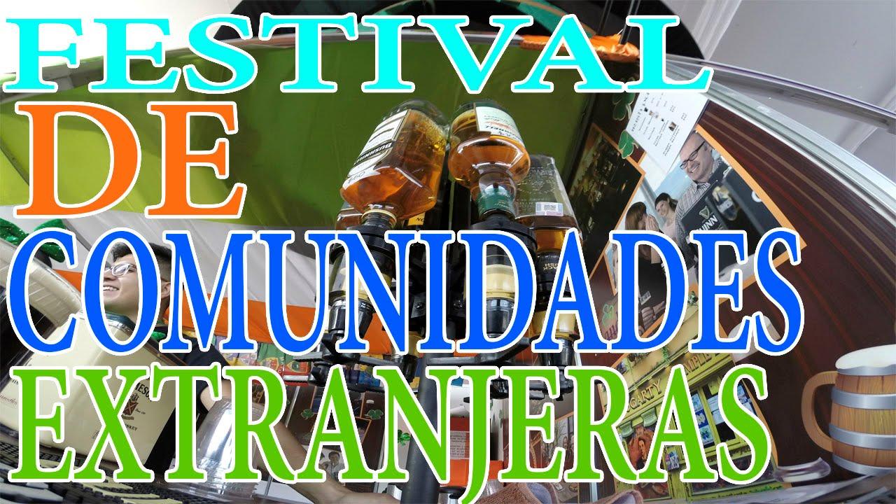 festival foreign communities
