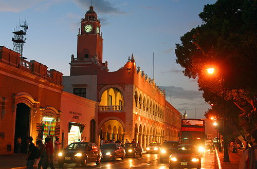 City of Mérida (Image: Google.com)