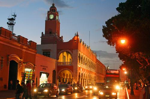 City of Mérida (Image: Google.com)