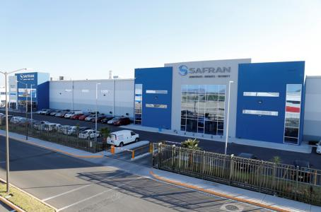 French Multinational Aerospace Giant Safran With Stronger