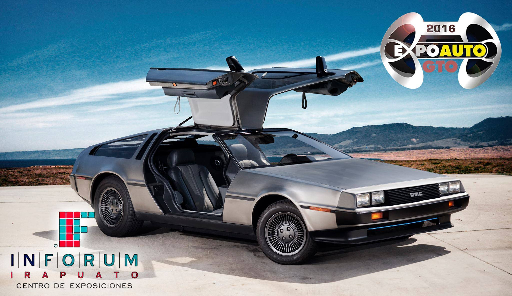 delorean-expogto