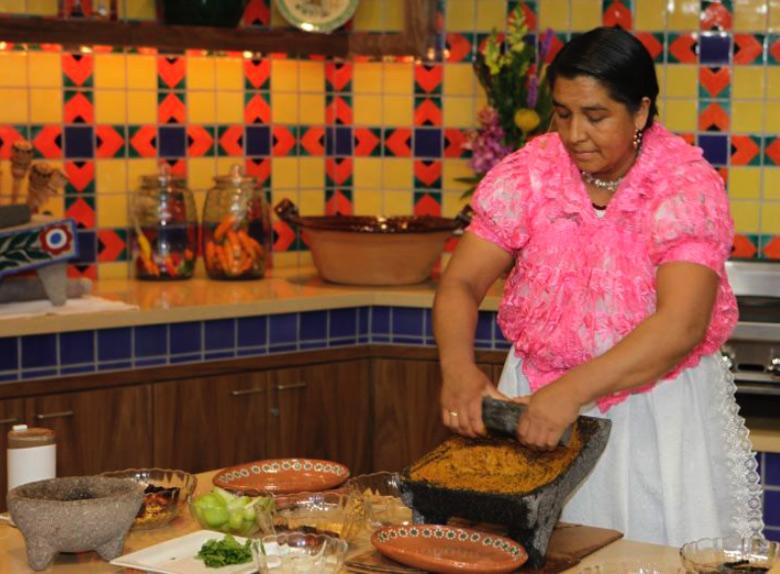 Mexican mayora (Google)