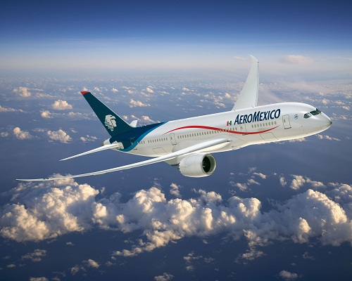 AeroMexico AMX 787-8 Artwork K63850