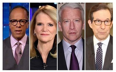 Top news anchors from NBC, CNN, ABC and FOX moderating the debates are not asking any climate change questions. Why? (Photo: EDF)