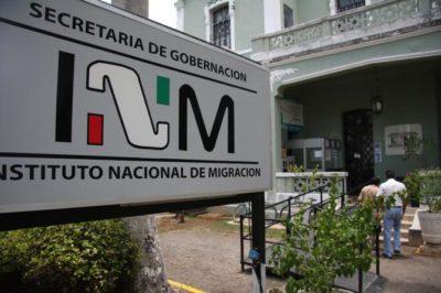 Insitituto Nacional de Migración office (Google)