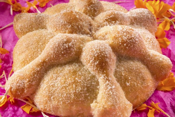 "Pan de Muerto"" a billion-peso industry in Mexico - San Miguel ..."