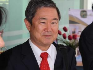Japanese Consul Suzuki Yasushisa