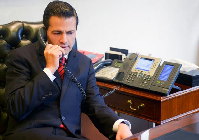 EPN phonecall