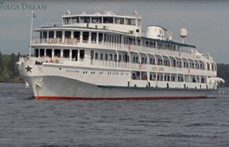 A riverboat can be like a floating boutique hotel.