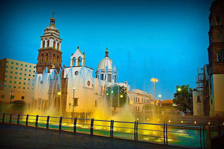 Irapuato, Guanajuato (Google)