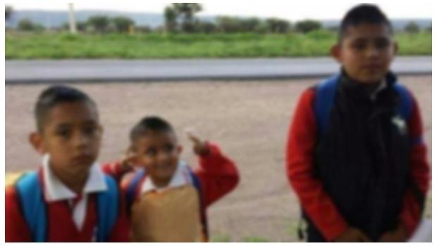three innocent children killed