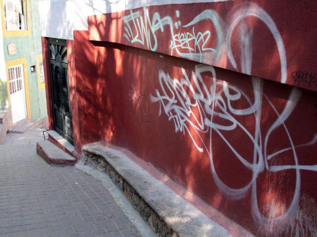 Grafitti-guanajuato