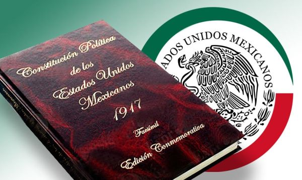 mexican constitution celebrates 100th anniversary today february