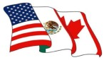northamerican flags
