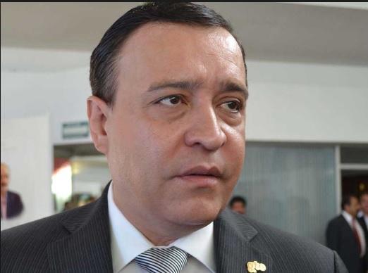 Guanajuato Health Secretary Ignacio Ortiz Aldana (Photo: Periódico Correo)