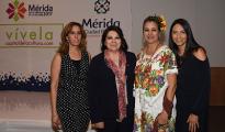 Mérida and Querétaro authorities (Photo: diariodequeretaro.com.mx)