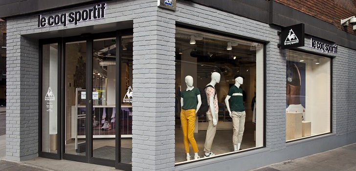 Le Coq Sportif tienda 728