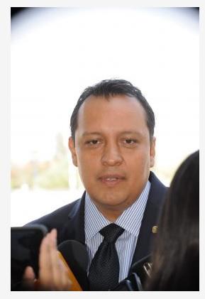 Health Secretary, Daniel Alberto Díaz Martínez (Photo: El Sol de Leon)