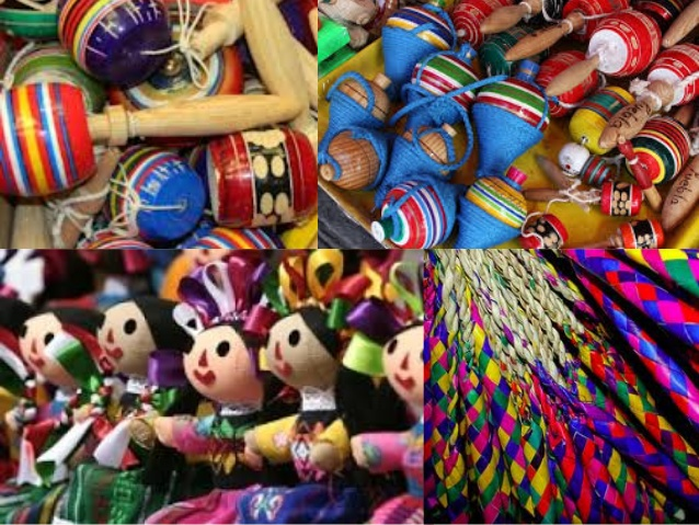 Traditional Mexican toys (Google)