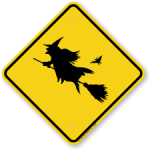 witch sign