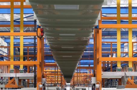 """""""Certus"""" Automotive Company Plant in Queretaro (Photo: El Financiero)"""