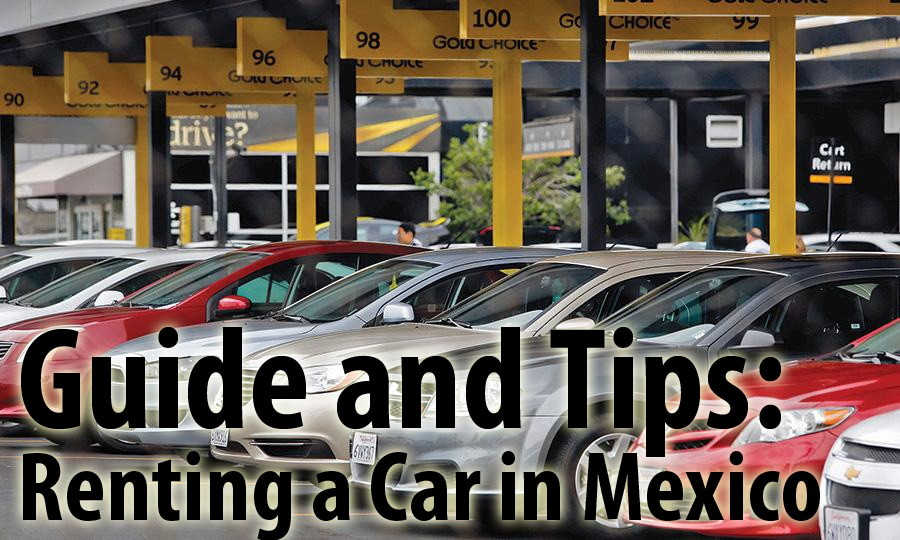 how to avoid paying car rental insurance in mexico