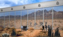 (PennaGroup's design for the Trump administration's border wall.PennaGroup)