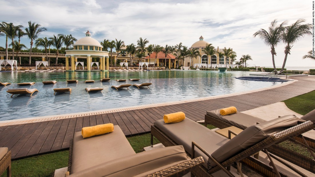 12 top all inclusive resorts in mexico and the caribbean for Top 20 all inclusive resorts