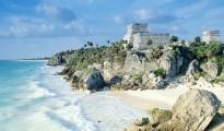 Tulum ruins, Quintana Roo. PHOTO: Getty Images via Conde Nast Traveler
