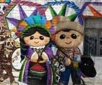 mural doll