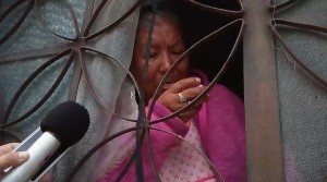 Avelina Damian, Vicente's wife (Photo: News San Miguel)