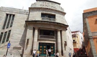 Guanajuato's Teatro Principal first opened in the late 1700s (Photo: OEM)