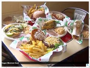 vegan mexican food