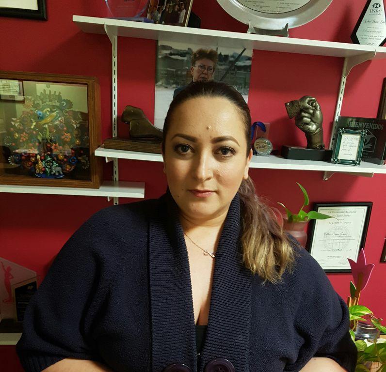 Lydia Cordero