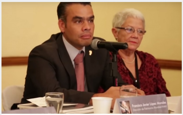 Omar Murillo former Tourism Secretariat official who plagiarized government property study (Photo: AM Leon)