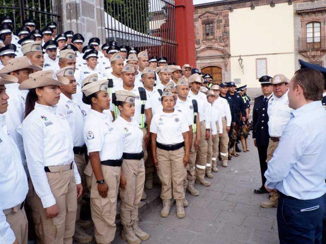 SSP SMA uniformes