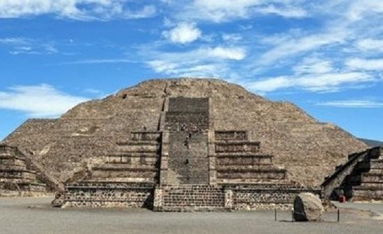 Cañada de La Virgen archaeological site (Photo: travel.usnews)