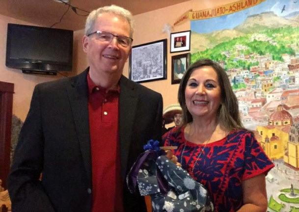 Amigo Club's Entre Amigos (Between Friends) column about Ashland ties to its sister city Guanajuato, Mexico, appears on the third Tuesday of each month. Longtime AP reporter and bureau chief Kernan Turner is an Ashland resident and Amigo Club member.