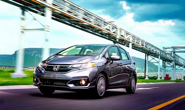 2018 Honda Fit Photo Courtesy Mexico