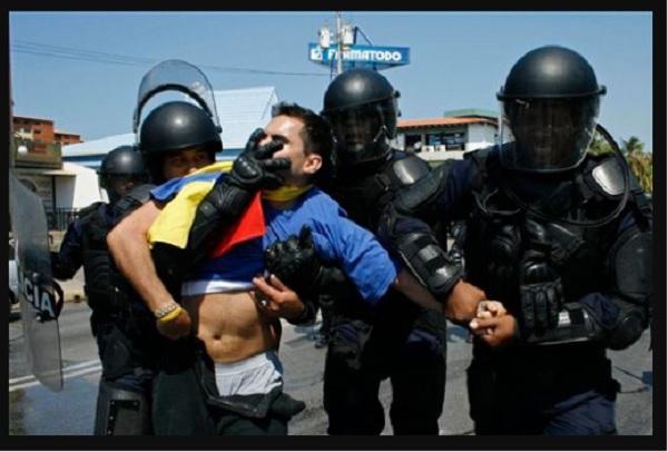 human rights violations in Venezuela