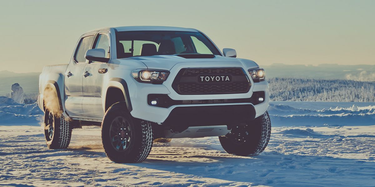 Toyota Tacoma (Photo: El Mercurio)