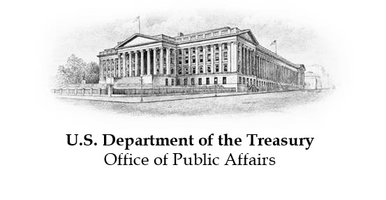 us dept treasury