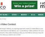 I love exico expat video contest